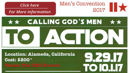 2017 Men's Convention